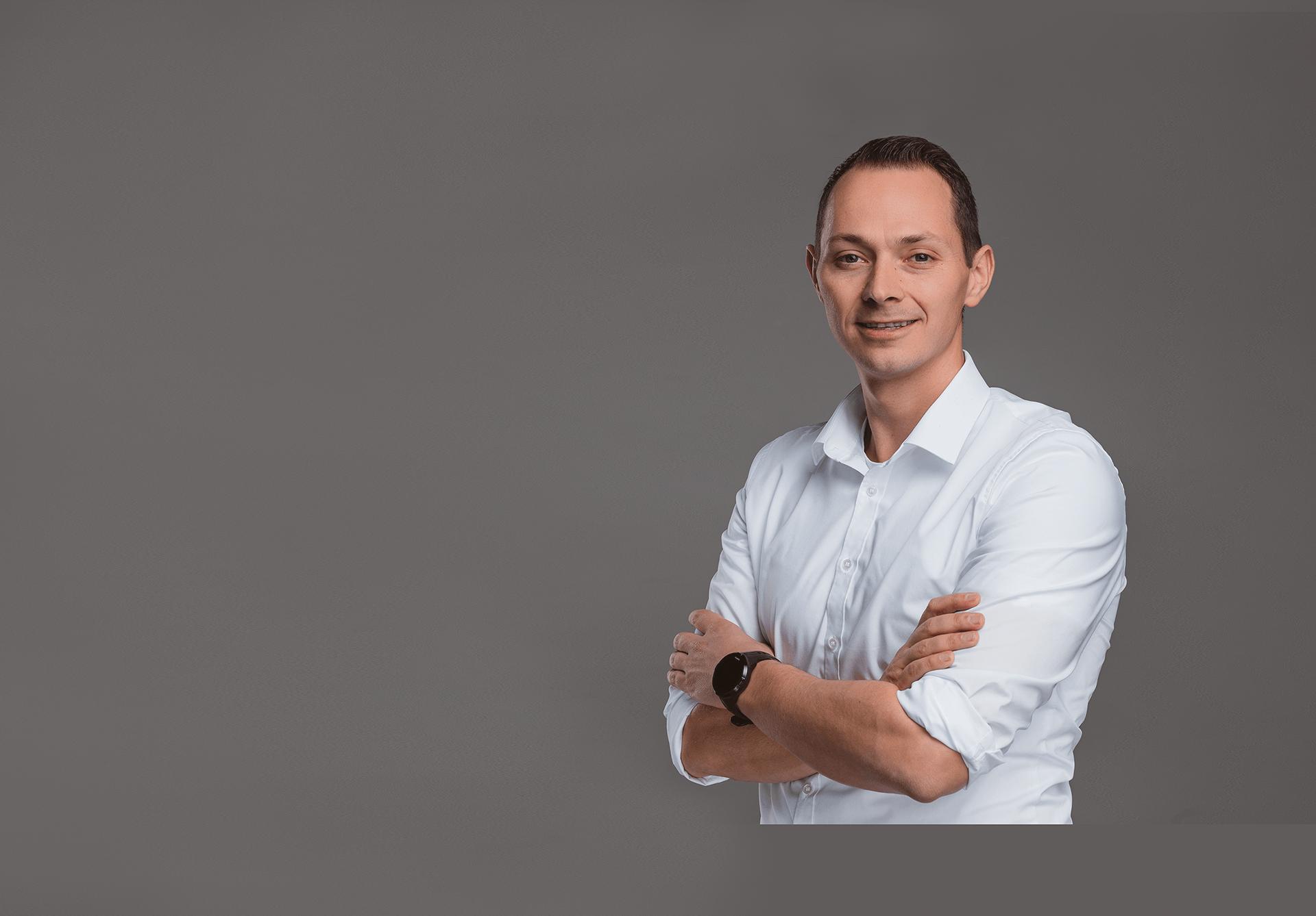Portrait Dominik Schanz Kinesiologe in Radolfzell-Böhringen am Bodensee